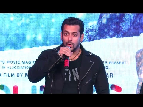 Salman Khan Speaking Amazing Fluent MARATHI