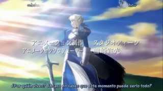 Fate/Stay Night - Opening 1 (Sub Español HD)