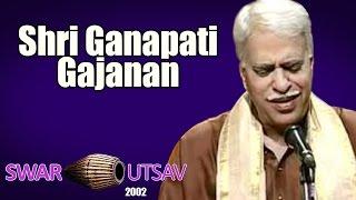 Shri Ganapati Gajanan | Rajjan Mishra | ( Album: SwarUtsav 2000 )