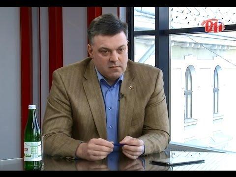 """Олег Тягнибок у програмі """"Новий погляд"""" на ТРК """"РАІ"""""""