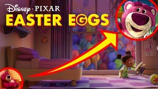 Pixar Movie Easter Eggs | Pixar Did You Know