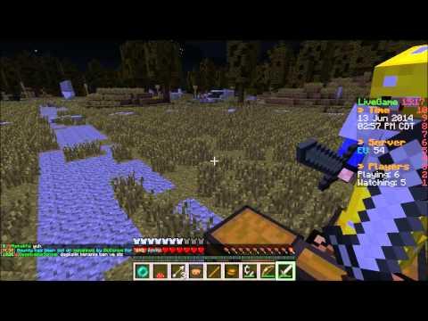 Türkçe Minecraft Hunger Games 72 Açlık Oyunları LeHamam