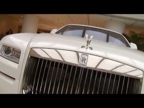 Why China's Car Buyers Love Ultra Rolls-Royce Cars