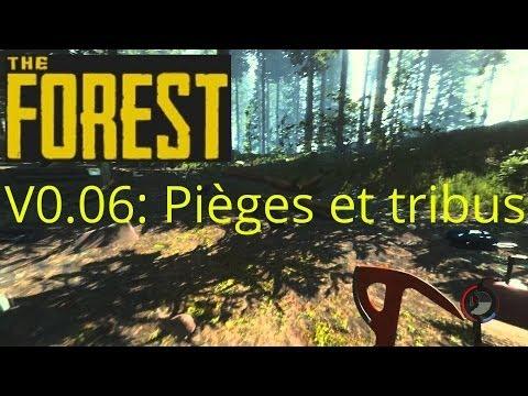 [FR] The Forest - Let's play | S2E5 - V0.06: Pièges et tribus