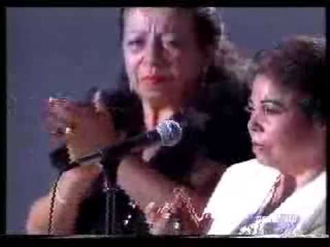 La Bernarda por Cantiñas con la guitarra de Paco del Gastor.