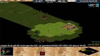 AOE  22 Assyrian VanLove, Cam Quýt vs Hoàng Mai Nhi, Tễu 23-9-2017