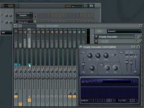 FL Studio Tutorial Basics - Vocoder Explained - Warbeats Tutorial