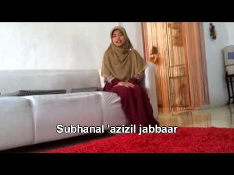 Youtube doa kanzul arsy