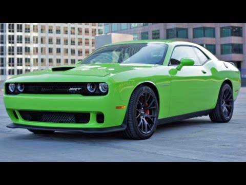 Hellcat Unleashed: The 2015 Dodge Challenger SRT! - World's Fastest Car Show Ep 4.7
