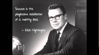 Earl Nightingale Be A Leader Not A Follower