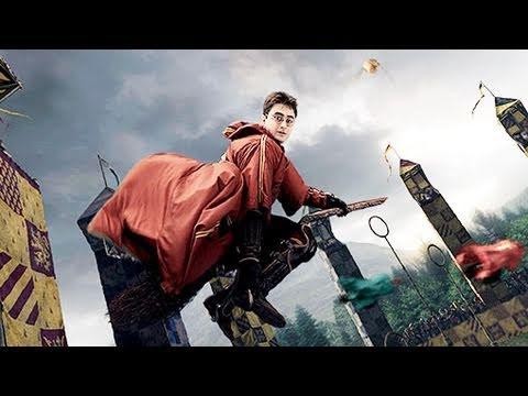 Harry Potter The Ride Forbidden Journeys POV Universal Resort Islands Of Adventure