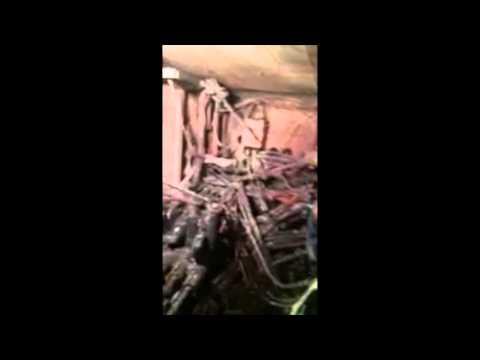 Calgary Underground Vault Fire