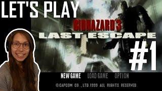 Let's Play Resident Evil 3   Part 01