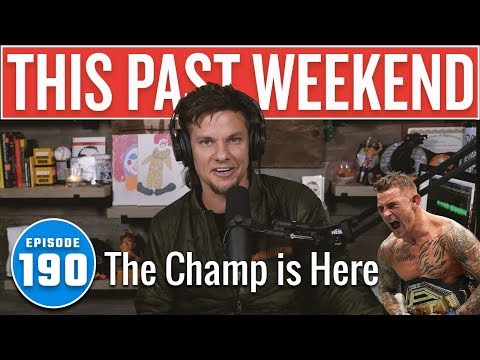 The Champ is Here | This Past Weekend w/ Theo Von #190
