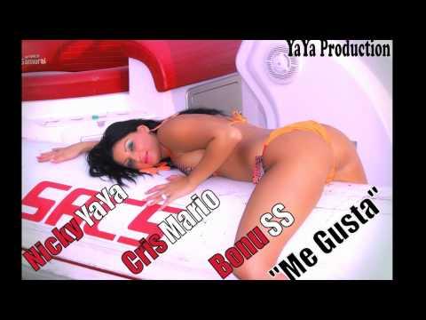 Sonerie telefon » Nicky YaYa,Cris Mario feat Bonuss – Me Gusta 2012 (Radio Edit) by Yaya Production