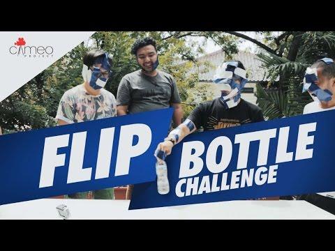 FLIP BOTTLE CHALLENGE | TANTANGAN AGUNG HAPSAH