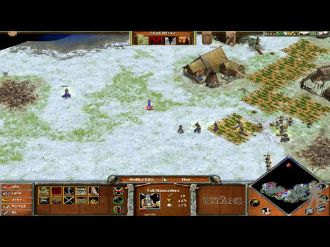 Age of Mythology  The Titans - Bonus Parte 4 - Templos de Loki