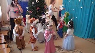 Детские утренники в смоленске на новый год