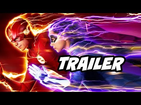 The Flash Season 5 Trailer 2 - Episode 1 and 100th Episode Breakdown thumbnail
