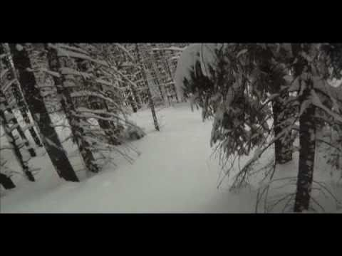 BackCountry skiing in Crowsnest Pass