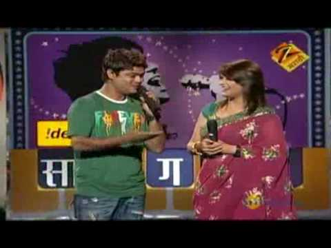 Srgmp7 Jan. 18 '10 Tumse Milke Dil Ka Jo Haal - Rahul Saxena video