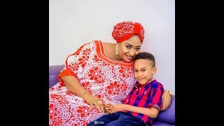 Proud Mom! See How Actress Ronke Oshodi Oke Celebrates His Super Cute Son Birthday Today