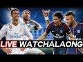 REAL MADRID vs PSG - Champions League Round of 16 Leg 1 WATCHALONG STREAM MP3