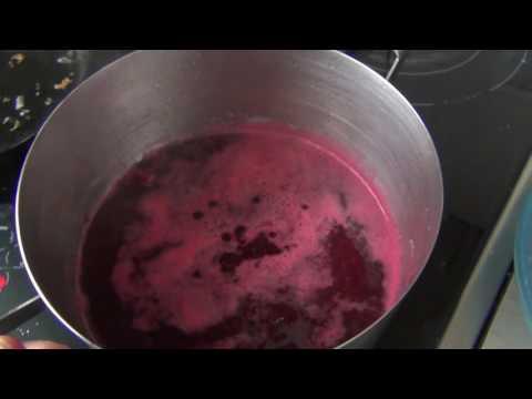 Пищевой краситель. Простой рецепт своими руками. Красный.