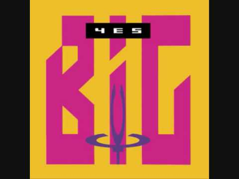 Yes - Almost Like Love