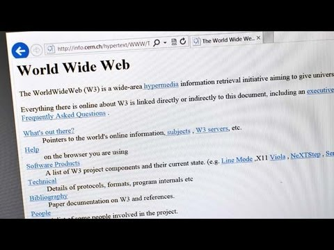 The Open World Wide Web Turns 20 Today