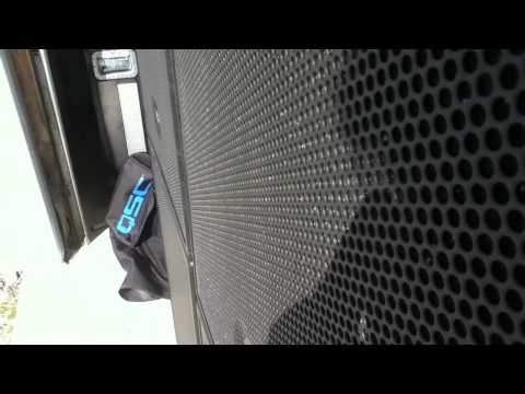 RCF 4PRO 8003-AS Subs