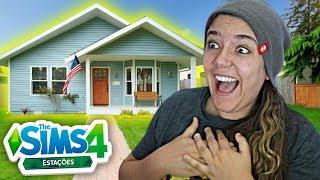 CASA NOVA! - The Sims 4 Estações