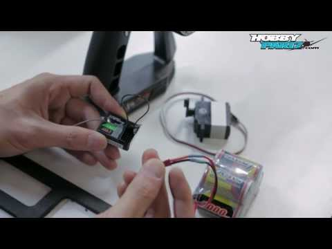 How to bind the Flysky iT4 Transmitter