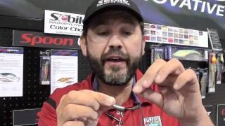 ICAST 2011 Sebile Soft Weight System hook 1