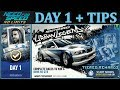 NFS No Limits Day 1 TIPS BMW M3 GTR Most Wanted Urban Legend mp3