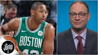 76ers improve by adding Al Horford, trading Jimmy Butler – Woj | The Jump