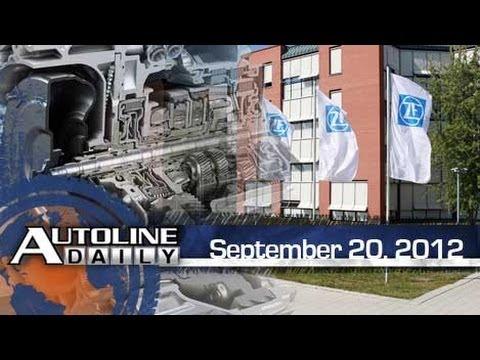 Zahnradfabrik Friedrichshafen - Autoline Daily 975