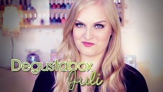 Degustabox Juli | Collchen14