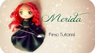 ❤ Merida - Fimo Tutorial ❤