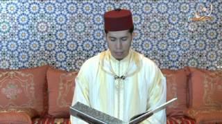 سورة الليل  برواية ورش عن نافع القارئ الشيخ عبد الكريم الدغوش