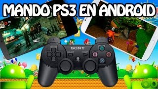 Como utilizar mando de PS3 en Android [Tutorial Fácil] con Sixaxis Any device (Root)