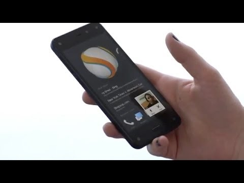 Amazon Fire Phone - Feature Video