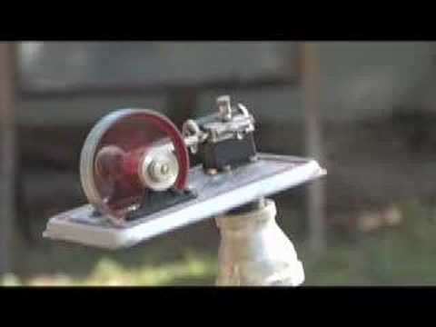 Solar Powered Steam Generator Solar Power Steam Engine 3