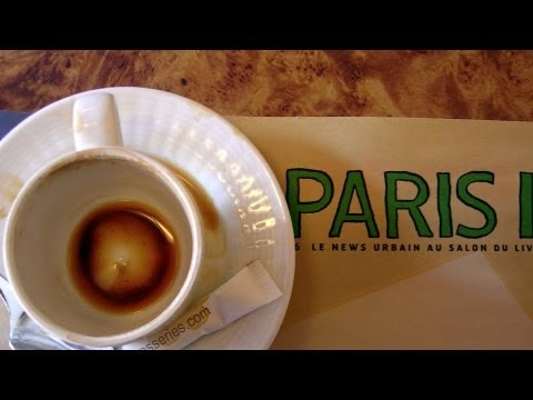 Top 5 Places to Eat & Drink | Paris Travel