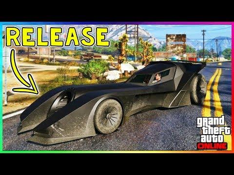 WANN KOMMT DAS BATMOBIL?! | VIGILANTE IN GTA 5 ONLINE | RELEASE DATE | Smugglers Run DLC