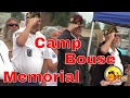 Camp Bouse 21st Memorial Service...Bouse Arizona