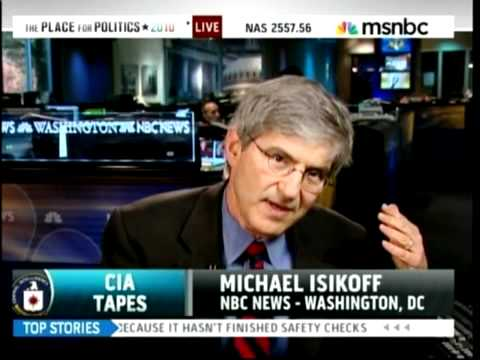 CIA Torture Tapes Investigation - MSNBC w/ Cenk