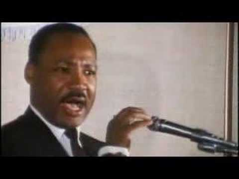 Martin Luther King, Jr. on War Video