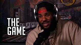 The Game talks Meek Mill Beef, His Sex Tape + Ghost Writer Claims