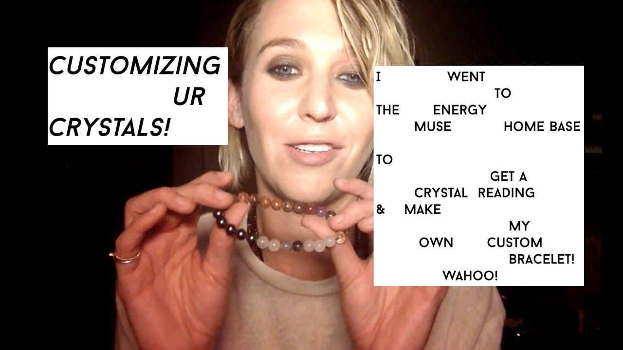 Energy Crystals Bracelets my Crystal Energy Reading
